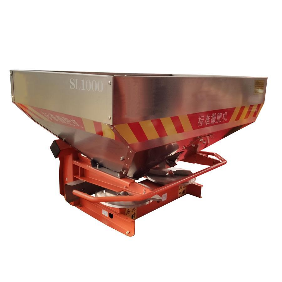 农场专用悬挂式圆盘撒肥机 5