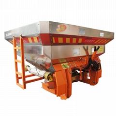 拖拉機懸挂撒肥機不鏽鋼材質