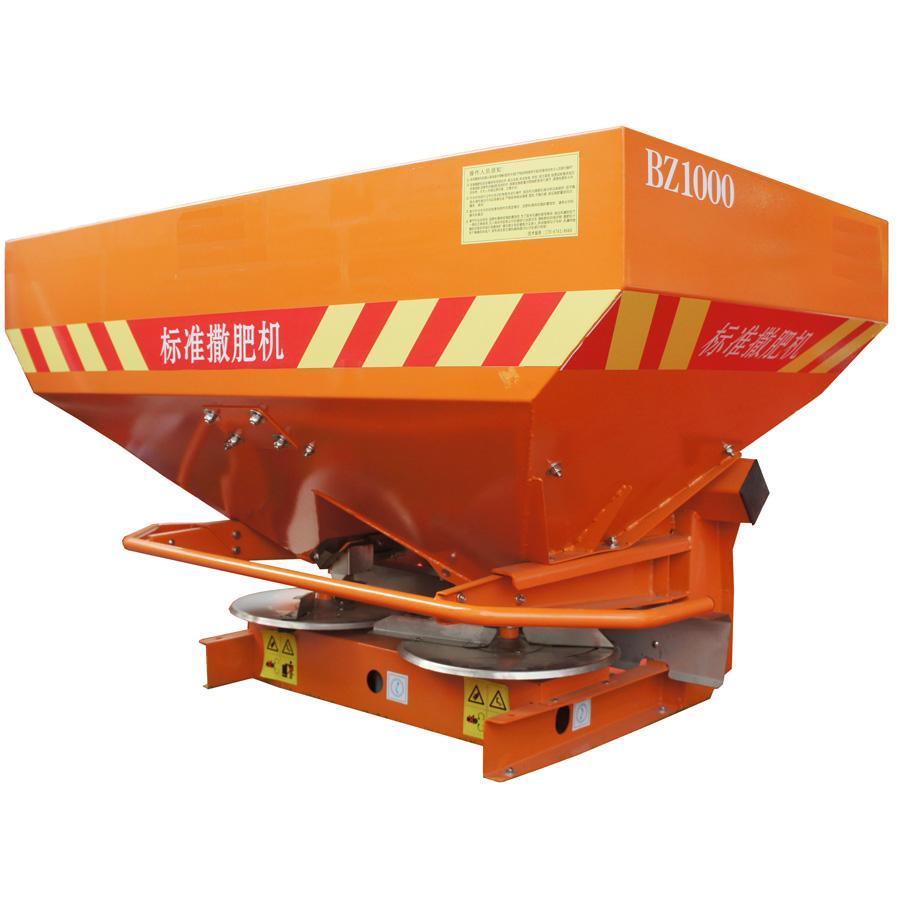 Agricultural tractor mounted fertilizer Spreader 2