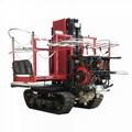 履帶自走式液壓昇降柴油果園昇降採摘工作平台 7