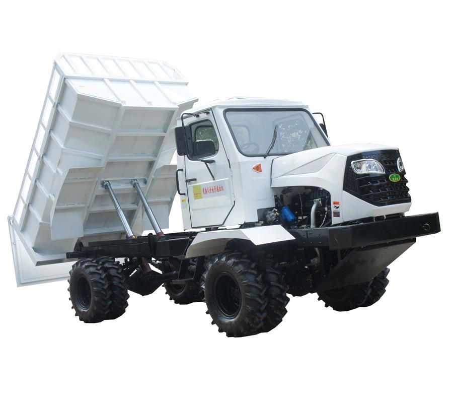 rain forest Palm Garden wheel type transporter