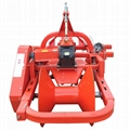 agricultural paddy field tiller ridger making machine