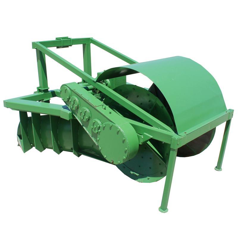 Farm paddy field tiller ridger making machine  3