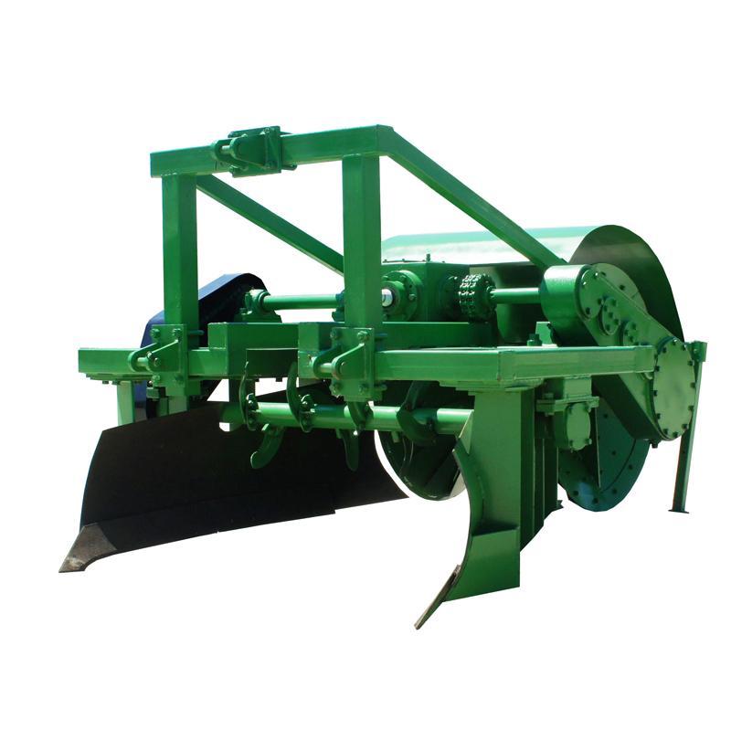 Farm paddy field tiller ridger making machine  4