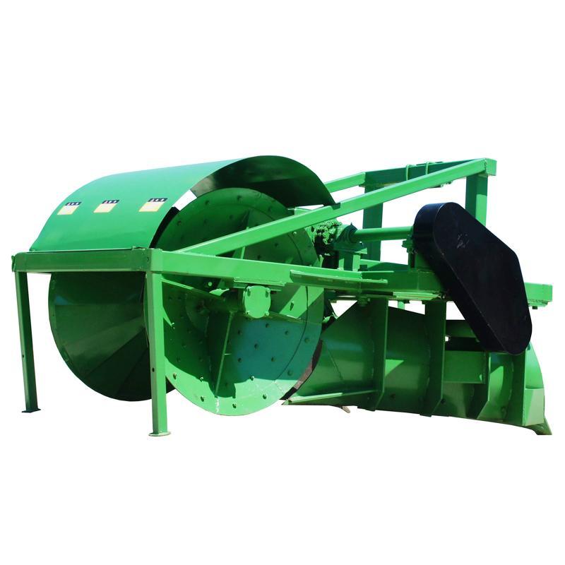 Farm paddy field tiller ridger making machine  8