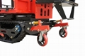 mini crawler garden electric power work platform