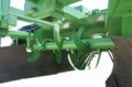 Ridging bund maker machine for rice field