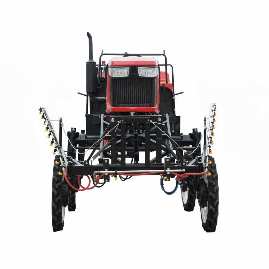 柴油水旱兩用噴杆噴霧機 4