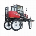 high clearance self propelled  pesticide boom sprayer