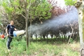 手持式果園風送汽油噴槍 9