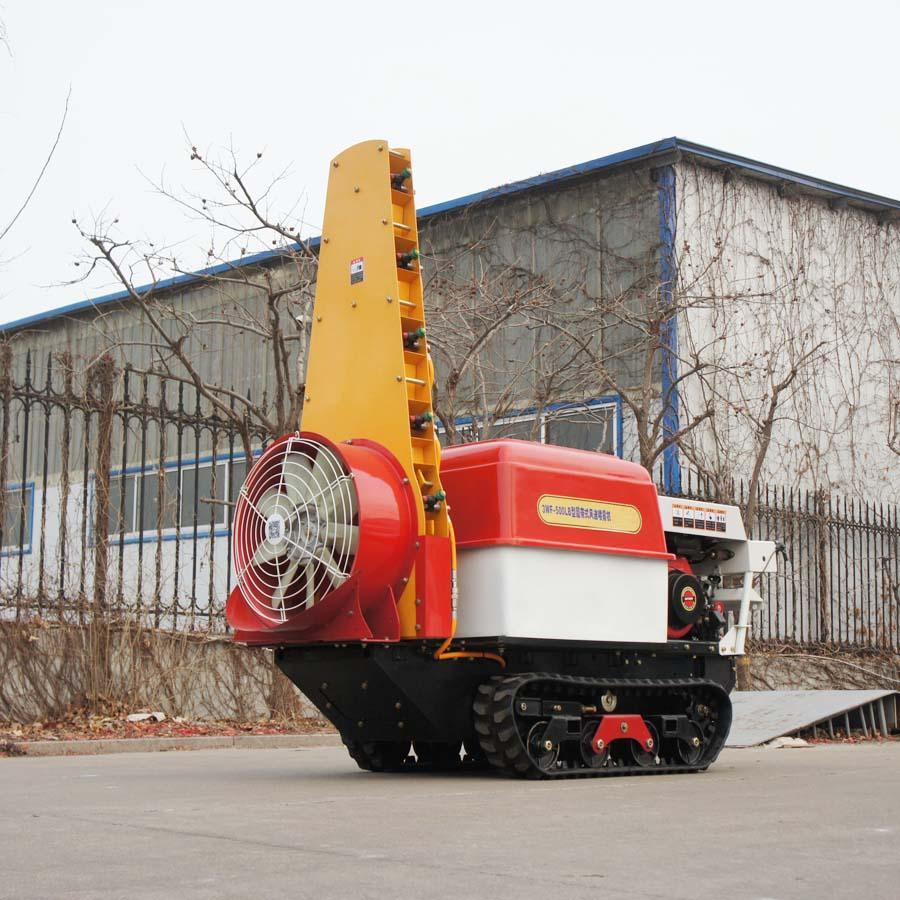 自走式履帶前置式風送噴霧機  3WF-350 12