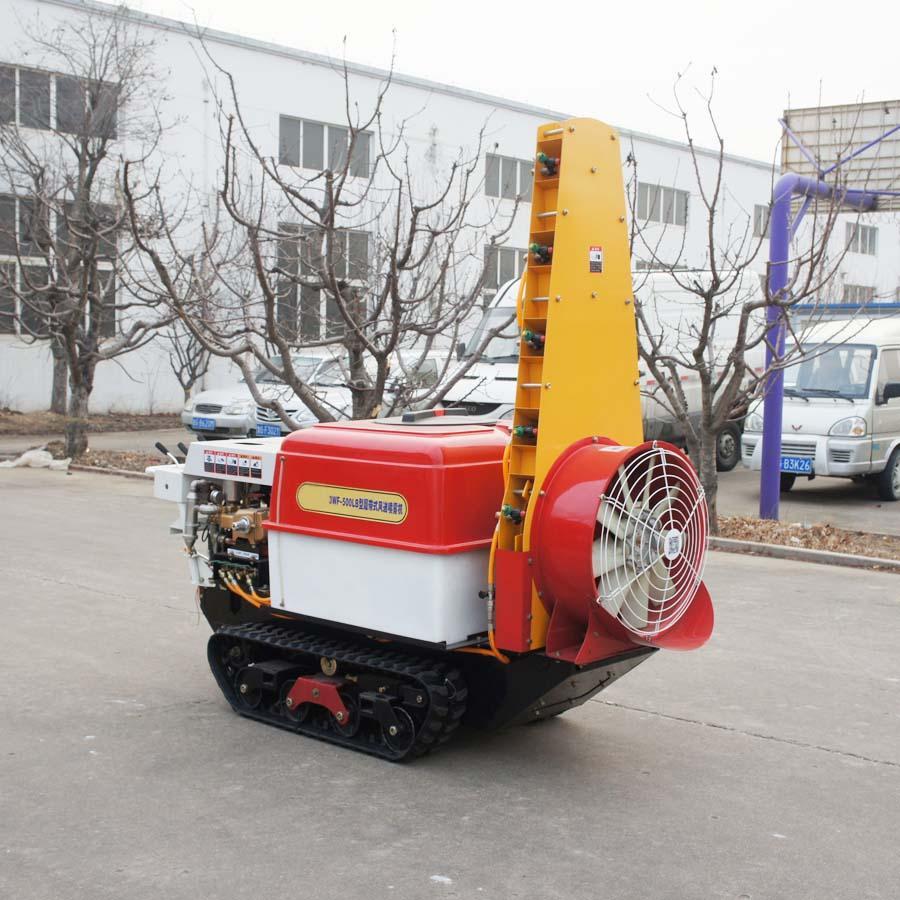 自走式履帶前置式風送噴霧機  3WF-350 14
