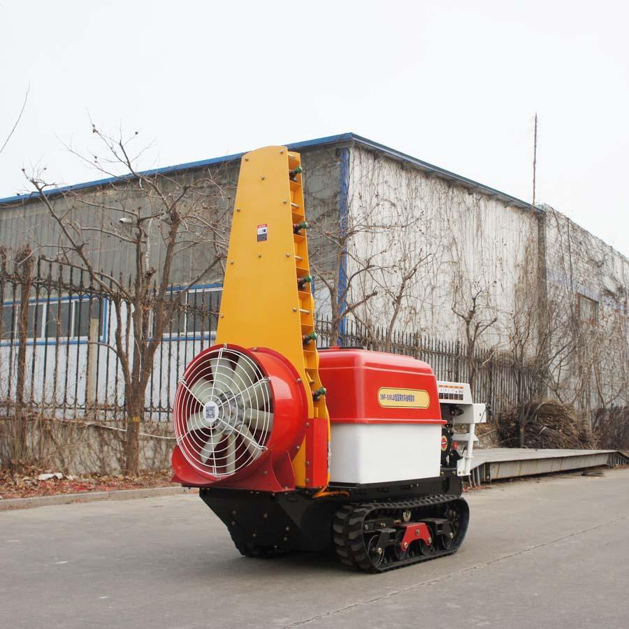 自走式履帶前置式風送噴霧機  3WF-350 15