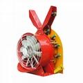 自走式履帶前置式風送噴霧機  3WF-350 2