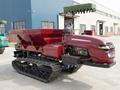 Crawler type Truck Muck Spreader for Solid Manure and Fertilizer 5