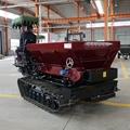 履帶自走式柴油農家肥土肥撒肥機 8