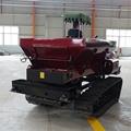 履带自走式柴油有机肥土肥抛洒机 10