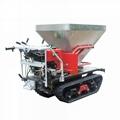 履带柴油自走式液压马达撒肥机 2
