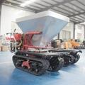 履带柴油自走式液压马达撒肥机 9