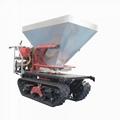 履带柴油自走式液压马达撒肥机 3