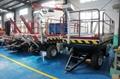 农用静液压四驱轮式果园液压升降作业工作平台  4PZ-160 8