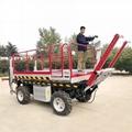 農用四驅輪式果園作業平台  4PZ-160 11
