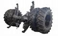 農用四驅棕櫚園折腰轉向運輸型拖拉機 WY-5000 12