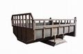 農用四驅棕櫚園折腰轉向運輸型拖拉機 WY-5000 14
