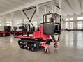 multifunction crawler garden electric work platform