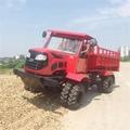 农用四驱棕榈园折腰转向运输型拖拉机 WY-5000 18