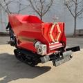 履帶大棚液壓馬達土肥撒肥機 12