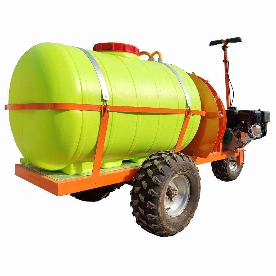 柴油輪式自走式果園風送迷霧打藥機 2