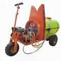 柴油輪式自走式果園風送迷霧打藥機 5