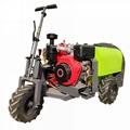 orchard self propelled air blast power sprayer