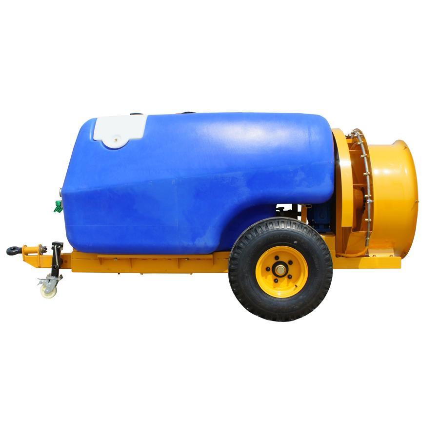 fruit tree use Tractor traciler six cylinder diaphragm pump power sprayer 2