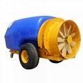 拖拉机牵引式果园风送弥雾机 3