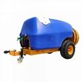 fruit tree use Tractor traciler six cylinder diaphragm pump power sprayer 6