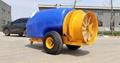 fruit tree use Tractor traciler six cylinder diaphragm pump power sprayer 8