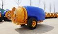fruit tree use Tractor traciler six cylinder diaphragm pump power sprayer 9