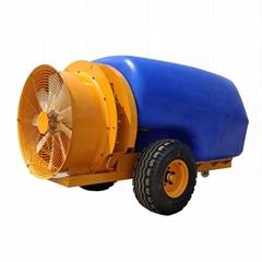 1600L 拖拉機牽引式果園風送打藥機