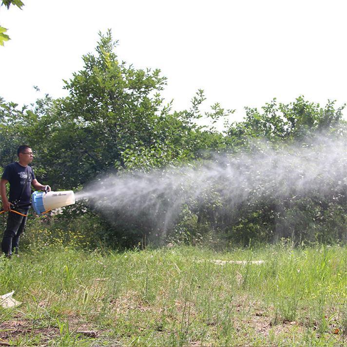 手持式果園風送汽油透霧機 3