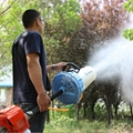 Garden Usage Plastic Material pest control power sprayers