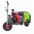 orchard self propelled pesticide sprayer