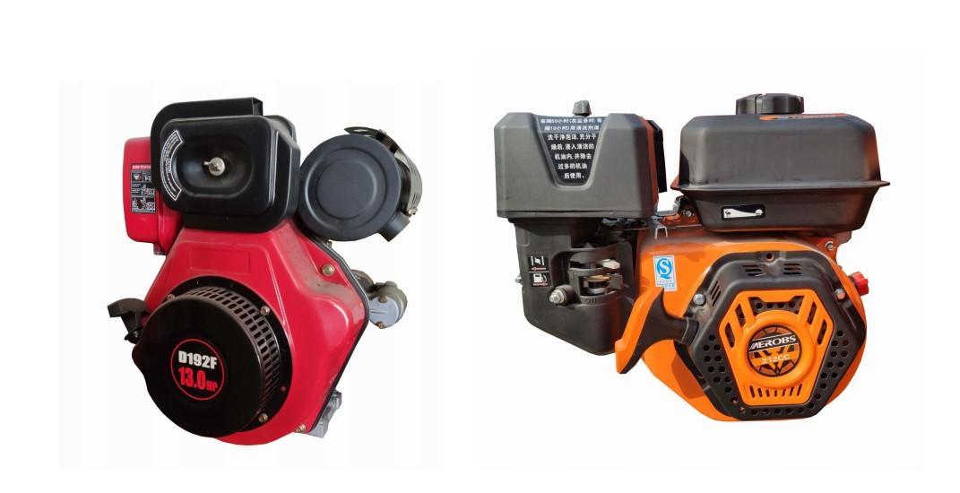three wheel type Plastic Material mist blower sprayer 10