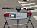 electric greenhouse hydraulic scissor lift trolley 10