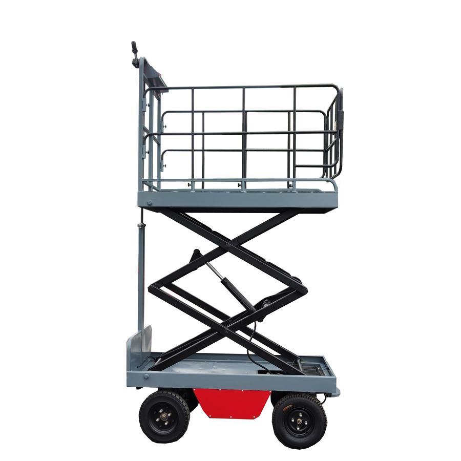greenhouse hydraulic scissor lift  work platform 1