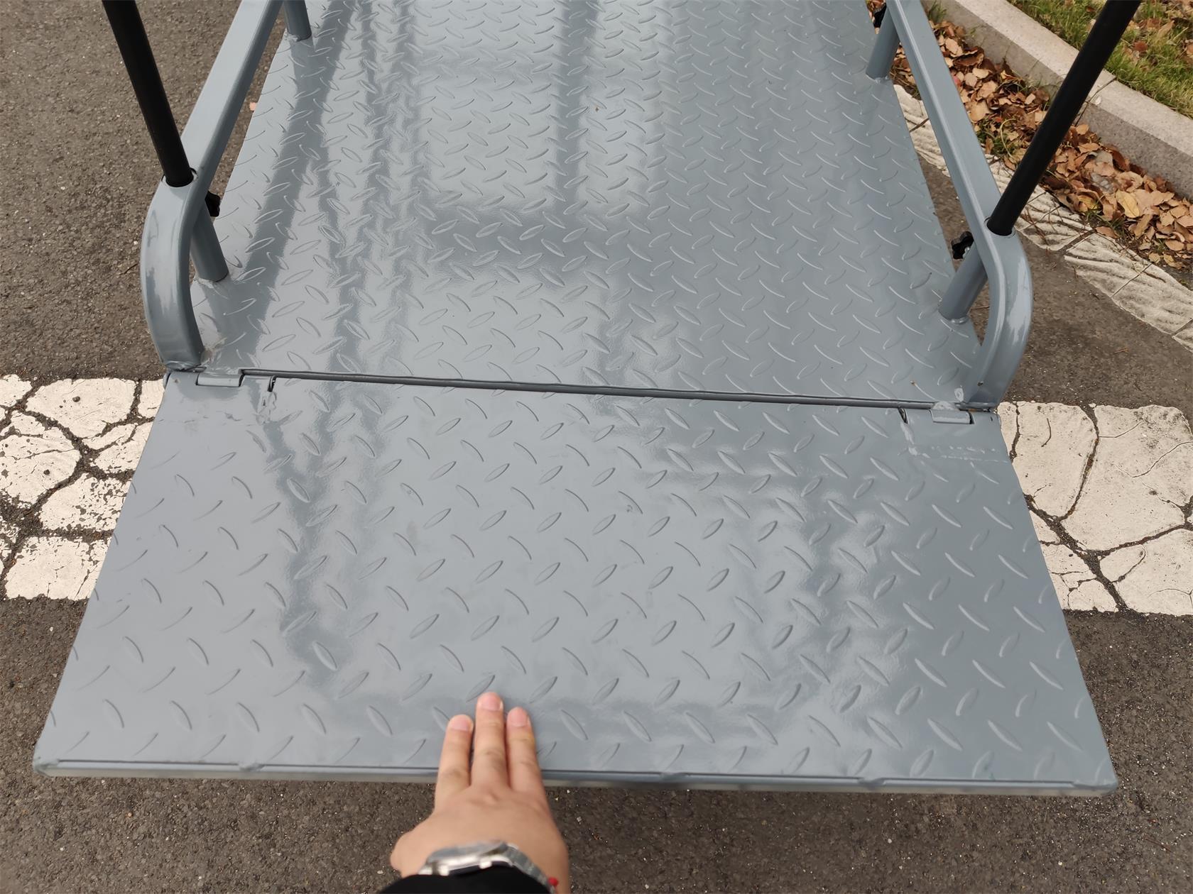 溫室大棚電動液壓昇降作業採摘工作平台 8