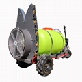 Garden Usage wheel type power sprayer