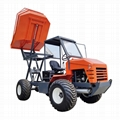 Palm Garden 4WD Articulated Transport