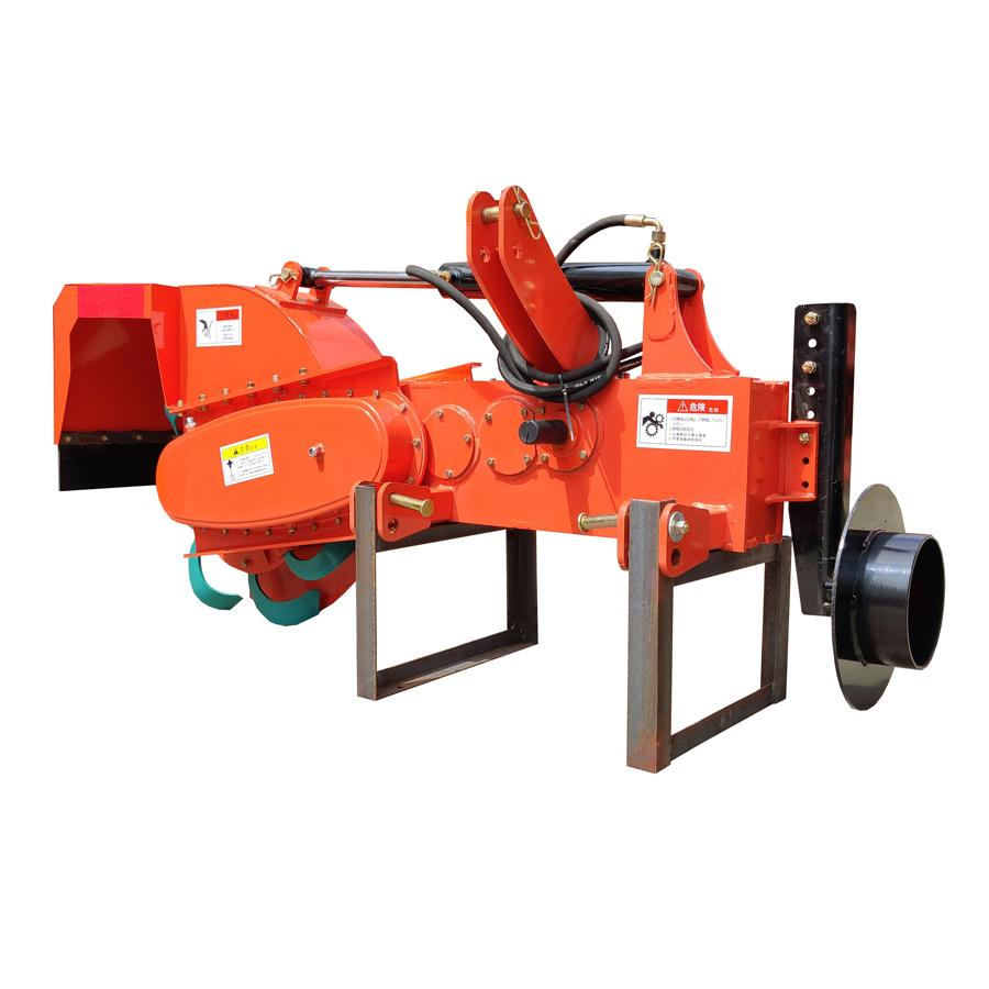 paddy field Ridge plastering machine